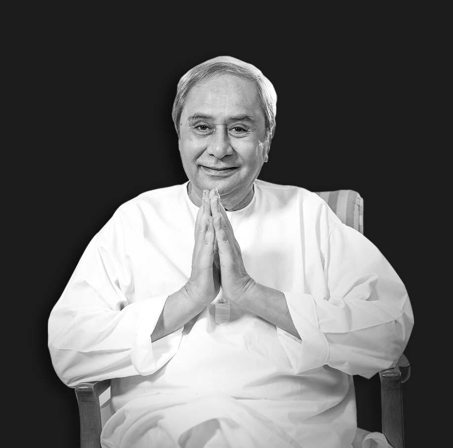 Our CM Shri Naveen Patnaik