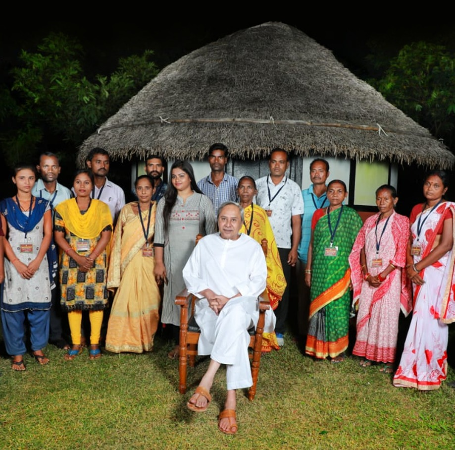 Party President and CM Naveen Patnaik