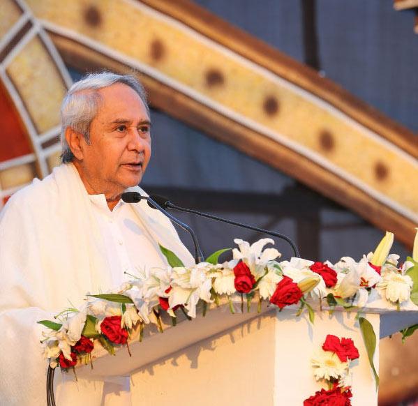 Chief Minister Shri Naveen Patnaik