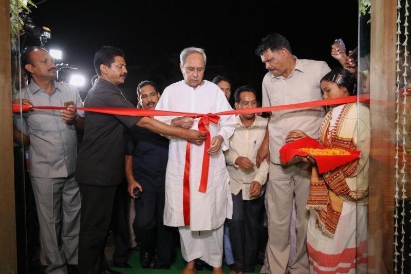 Inauguration of retail outlet Adisha in Bhubaneswar