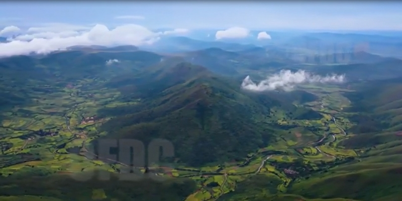 The emerald highlands of odisha