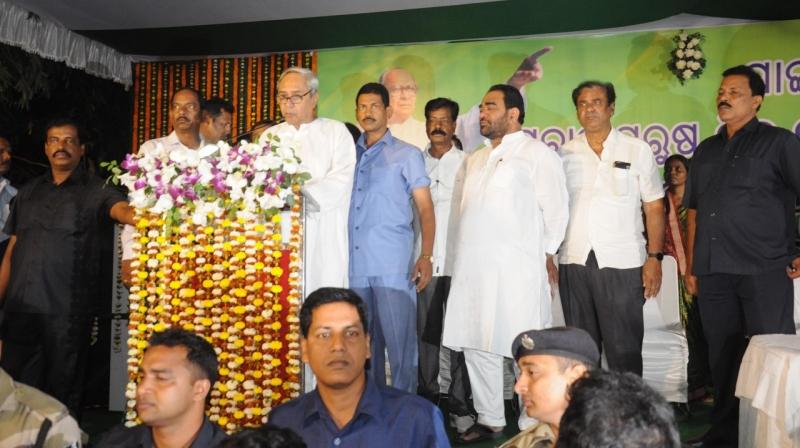 BJD:: Biju Janata Dal